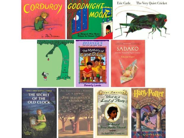 Top 10 Books I love (3)